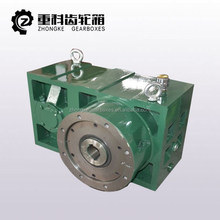 Plastic & Rubber Machinery Parts, gearbox, blown film extrusion