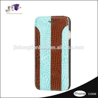 New arrival PU leather phone case for s6 leather cover