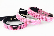 Good Quality Customize Pet Dog Products pearl Pet Collars for Dogs