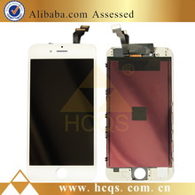 mobile phone for iphone 6 front lcd assembly for iphone 6 spare part