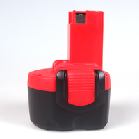 Rechargeable top BOS Power Tool Battery BOS-9.6V