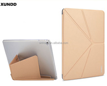 Xundo Luxury High Quality PU Leather Case For iPad Air,For iPad Air Leather Case