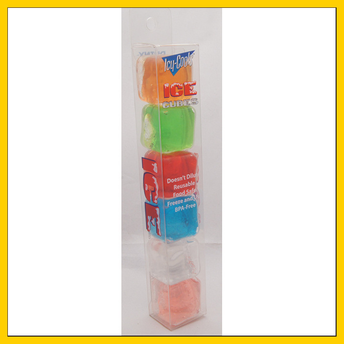 Reusable Ice Cubes Bpa Free Hot Sell Reusable Ice Cubes