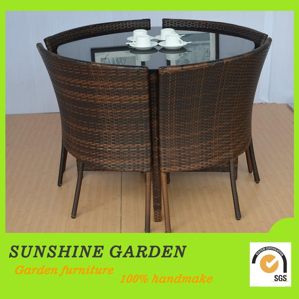 Hot sales cheap pe rattan wicker discount garden furniture for Cheap wicker furniture