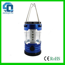 Creative updated fashion chargeable camping lantern