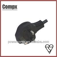 UK BS Standard 3 pin plug uk bs power cord