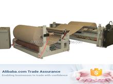 paper roll slitter rewinder for cash register rolls