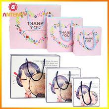 Packaging Bag Poly Zipper Top Hair Bundle Package