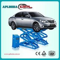 Good price CE APLBODA Small scissor Hydraulic Car Lift