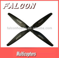 "6"" carbon fiber propeller blades rc airplane model"