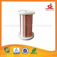 Trustworthy China Supplier CuNi wire,Copper-nickel heat wire,copper nickel resistance alloy wire
