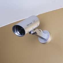 2015 Hot Sell Dummy Camera Indoor/Outdoor Housing with Motion Detector