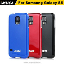 Discount ! cheap mobile phone case for samsung galaxy s5 i9600 jelly case with retail box