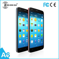 latest CE KENXINDA A6 FCC latest projector mobile phone made in china 5.0 inch smart phone