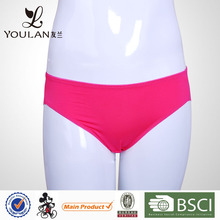 Proper Price Hot Selling Sexy Young Lady Colorful Hipster Underwear