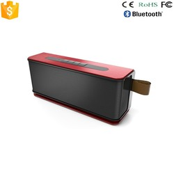 Made in china Wireless Bluetooth Speaker with 2200mAh Li-ion battery CSR 4.0 mini bluetooth spekaer for hands-free