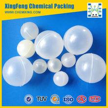 Plastic hollow floatation ball 25mm,38mm,50mm,80mm