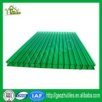 100% virgin lexan uv protected honeycomb pc sheet PC honeycomb sheet