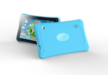 Stock Products Status and Tablet PC Type cute design rugged kids game tablets