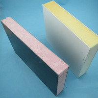 Insulated FRP PU Sandwich Panel for Refrigerated Truck Body