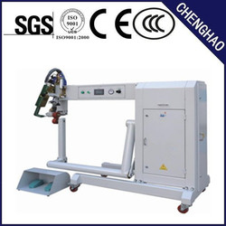 hot air seam sealer with dual arm