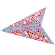 paper pendant pentagram shape for party events decoration