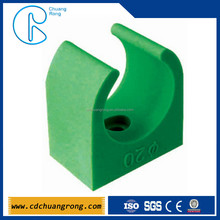 PPR low foot pipe clamp