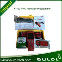 X-100 Pro X100 Auto Key Programmer Update Online Works On Multi Cars With IMMOBILISER+Odometer+OBD Diagnostic+EEPROM chip read