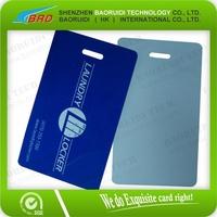 custom high quality cheap pvc luggage tag