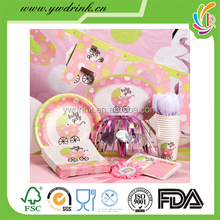 Baby shower party suppliers/baby shower decorations wholesale