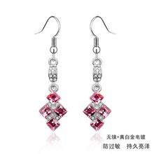 04-1580 showfay jewelry clip earrings