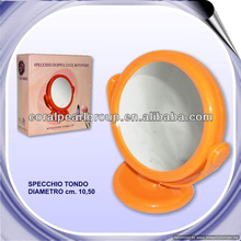 Cute Size Circular Girls Makeup Mirror