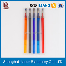 erasable short ballpoint pen refills
