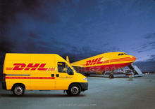 Pick up from supplier and dlivery to Iraq by DHL air and sea---skype:kuangzi518