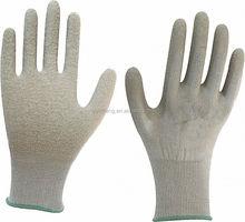 latex coated work glove/latex / nitrile coated work gloves
