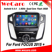 Wecaro WC-FF8088 Android 4.4.4 car dvd player touch screen for ford focus car stereo 2015 Wifi&3G