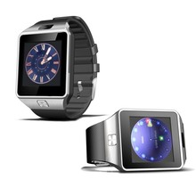 2015 Newest Bluetooth Smartwatch DZ09 Smart Watch for Android Smartphones