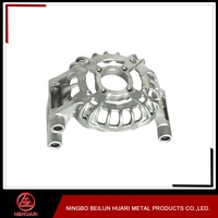 Good Reputation factory directly aluminum alloy die casting motor part