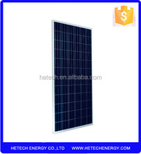 From China Manufacturer high efficiency solar panel poly 300w price per watt solar panels
