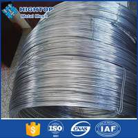 1mm 6mm thick thin flexible stainless steel cut wire shot rope for bracelet
