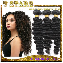 fast shipping wholesale remy human hair 7A human hair weft 100% virgin human hair