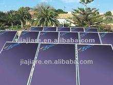 Germany imported blue titanium flat plate solar thermal collector