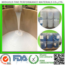 high temperature cure injection molding liquid silicone rubber