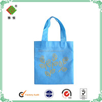high quality color printing non woven shopping bag