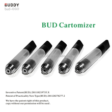 No Cotton ! O-pen vape bud touch ego electronic cigarette mini cartridge 510 tankomizer for sale