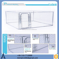 2015 Useful and Durable high quality metal powder coated dog kennels