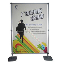 Easy DIY POP advertising display stand