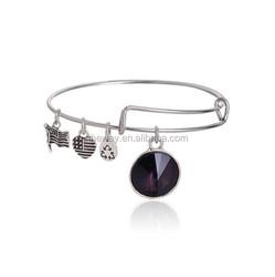 Great Selling alex and ani adjustable bracelets bangles/Karma stone bracelet Many color in choice /Inspired bracelets