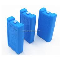 Plastic refrigerant gel ice pack,freeze gel packs outdoor ice box