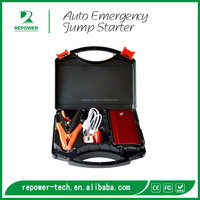 Powerful mini 12V auto jump starter lipo car battery pen power bank
